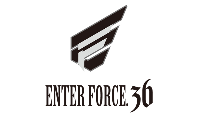 【ENTER FORCE.36】チームロゴ変更のお知らせ
