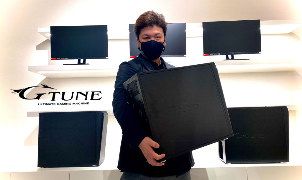 【ENTER FORCE.36】株式会社マウスコンピューターとスポンサー契約締結